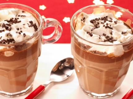 Cioccolatte al caffè