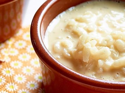 Riz au lait à la portugaise (Arroz doce)