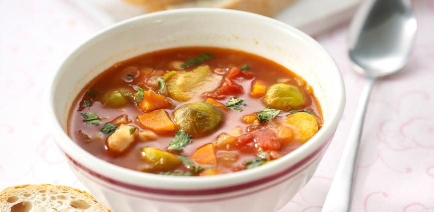 Soupe Provençale aux choux