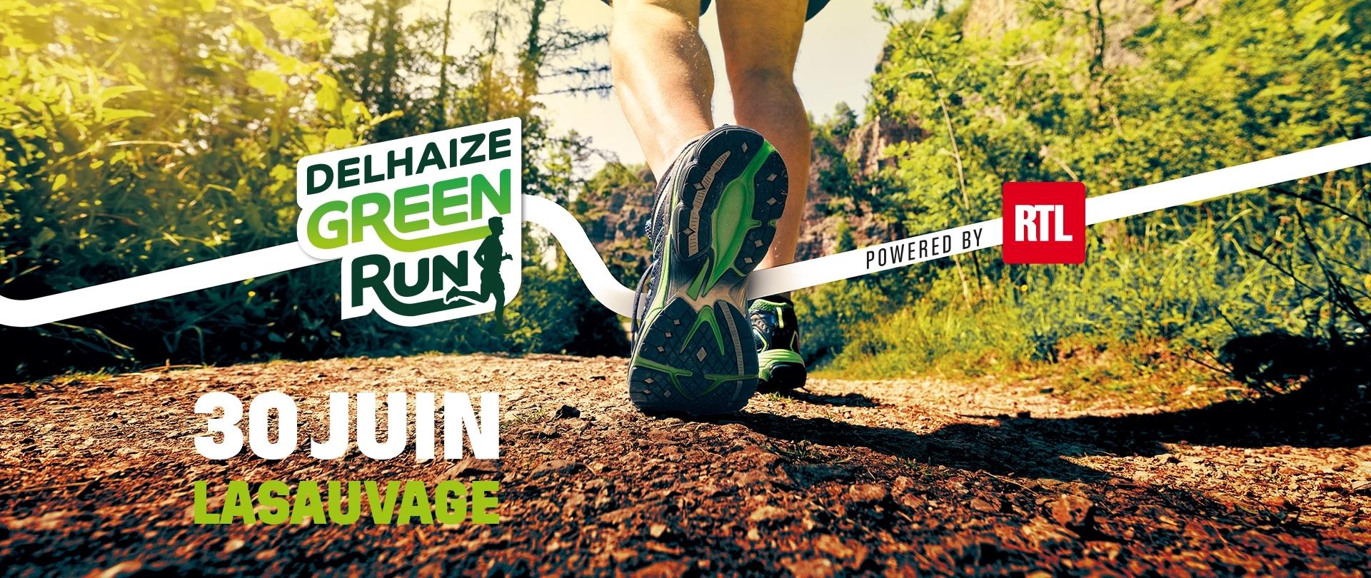 DELHAIZE GREEN RUN