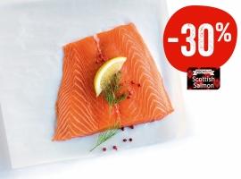Filet de saumon €2895 sans peau