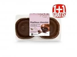 MOELLEUX AU CHOCOLAT NOIR