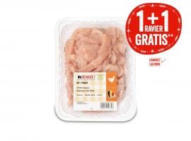Viande ou volaille  pour wok, pita ou gyros