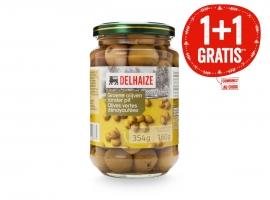 Olives en bocal ou en conserve