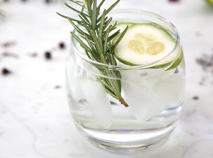 Gin Tonic façon zéro