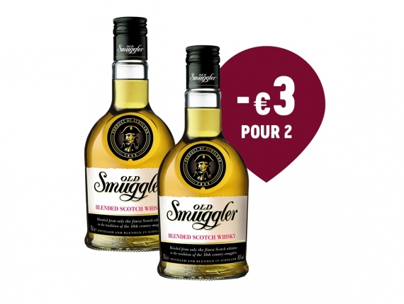 Whisky Old Smuggler