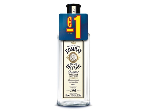 Gin Bombay Dry Gin