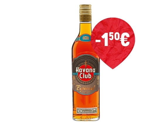 Rhum brun Havana Club