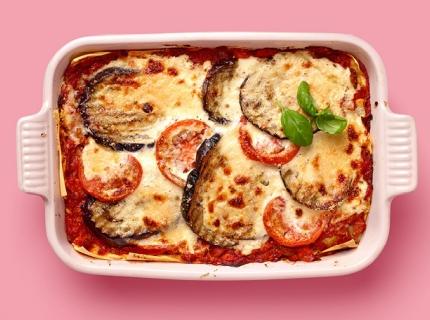 Lasagne veggie la totale en 50 minutes + 30 minutes de cuisson
