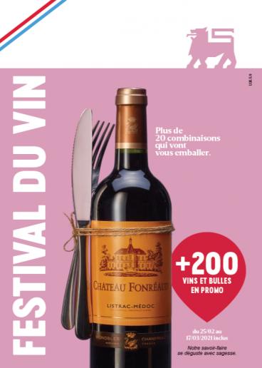 Festival du vin - Brochure