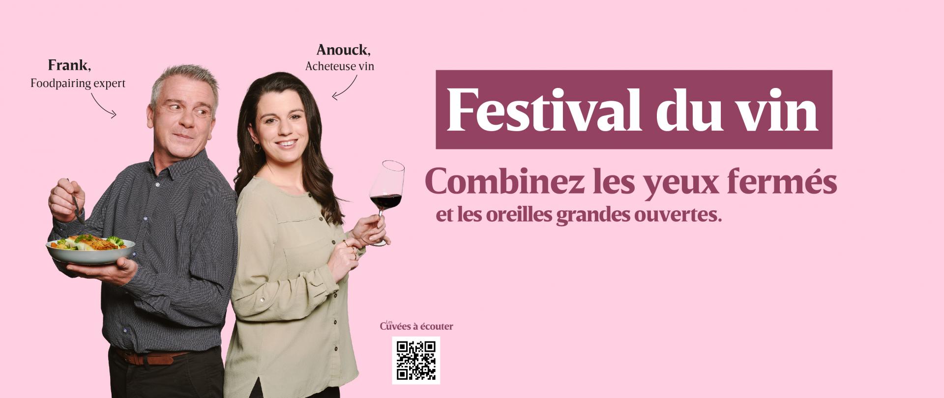 Le festival du vin