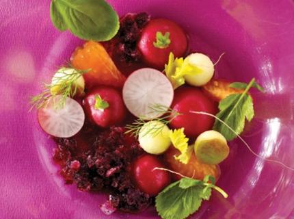 Smoothie aux légumes